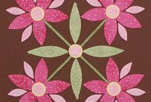 Quilt flora bunda