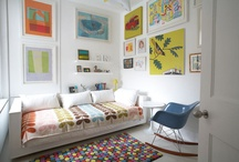 the inspired spare bedroom