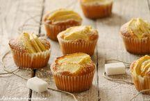 Muffins dolci e salati e cupcakes