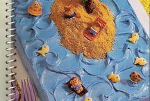 cakes / by Ellen Kennard Madison