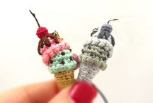 crochet miniature / crochet miniatures