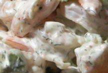 Din-Din: Salads