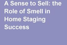 home staging scent