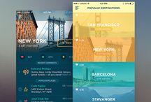 Mobile UI Inspiration / by beautifuli