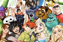 Mix Disney