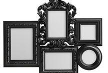 Inspirációk a black & white szobánkba / A hazai Provence vendégház black & white szobájához gyűjtök itt inspirációt és az esetlegesen már meglévő berendezési tárgyakat is felteszem ide.