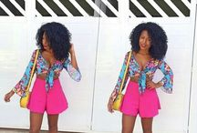 O Look da Preta / Looks que que as pretas por todo o Brasil estão usando de blogueiras a seguidoras! Moda afro // black style // beleza negra // blogueiras negras