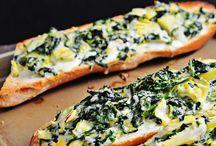 Food ~ Breads, Crostini & More