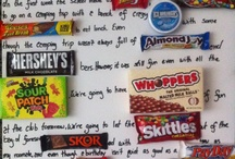 Candy sayings and gifts