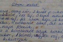süti recept