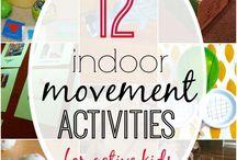 Indoor Large Motor/Movement