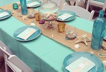 Sea birthday party ideas
