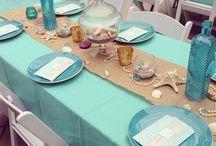 Sea birthday party ideas