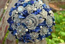 wedding bouquets / by Ashley Crosby