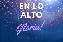 ¡En lo alto Gloria! / El nacimineto de Jesus  http://pasionporlapalabra.com/lo-alto-gloria/