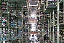 Libary / Bibliotek