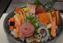 Sashimi / Los platillos más frescos de la culinaria japonesa