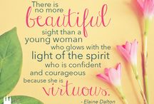 A Virtuous Young Woman