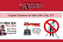 Carpet Cleaners In Salt Lake City, UT