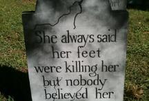 Grave Stuff