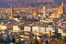 Florence / A heady mix of Renaissance art, gorgeous palazzos, Tuscan cuisine and home-grown haute couture. http://www.secretearth.com/destinations/78-florence