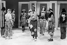 GODSPELL: THE 40TH ANNIVERSARY CELEBRATION – (1971–2011) / A musical parable loosely based on the Gospel according to St. Matthew, set against a modern backdrop, Godspell was the brainchild of John-Michael Tebelak, and upcoming composer-lyricist Stephen Schwartz.