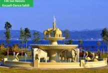 Dekoratif Meydan Havuzları