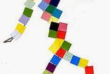 négyzetek