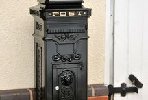 Postal Perfection, Freestanding Mail Boxes / Our freestanding post boxes are made using the finest of materials and draw on some of histories most iconic designs. A traditional yet beautiful addition to any property.