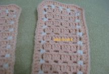 saco crochet paso a paso