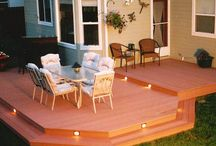 patio ideas / by Laurie