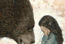 venn bear girl
