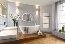 Décoration Sèche-serviettes  salle de bains - / Nouvelle collections sèche-serviettes design Thermor