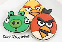 Angry Birds Party / by TinyPrintables .com