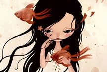 Art &  Illustrations 1 / by Lil´ Sweet Haven .