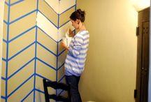 Huis muur verf idees