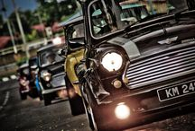 mini coopers / by Rod Timby