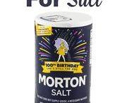 salt cleaning