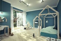interior designes with boomini dollhouses / it's an architects visions and ideas