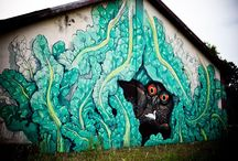 World of Urban Art : .. venues / projects ..