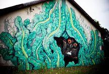 World of Urban Art : .. venues / projects ..