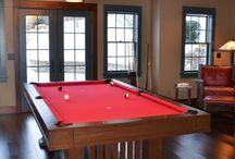 Custom Designer Pool Tables