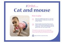 Baby activities for 0 to 12 months / Activities to encourage your baby's growth, learning and development. / by iChild.co.uk