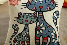 Gatos Tiseña