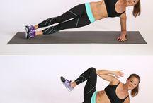 trening øvelser