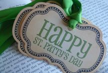 ST PATTYS DAY / by Linda Fornshell