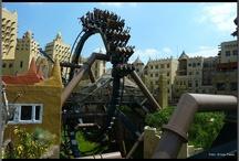 Phantasialand / German theme park near Cologne