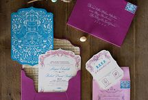 Jewel Tones Wedding Inspiration / by Cake Central