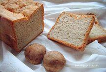 chleb z maszyny do pieczenia