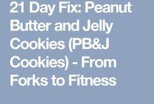 21 Day Fix Recipes / Recipes